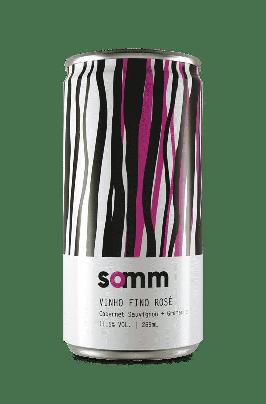 Somm Rosé Lata 269 mL