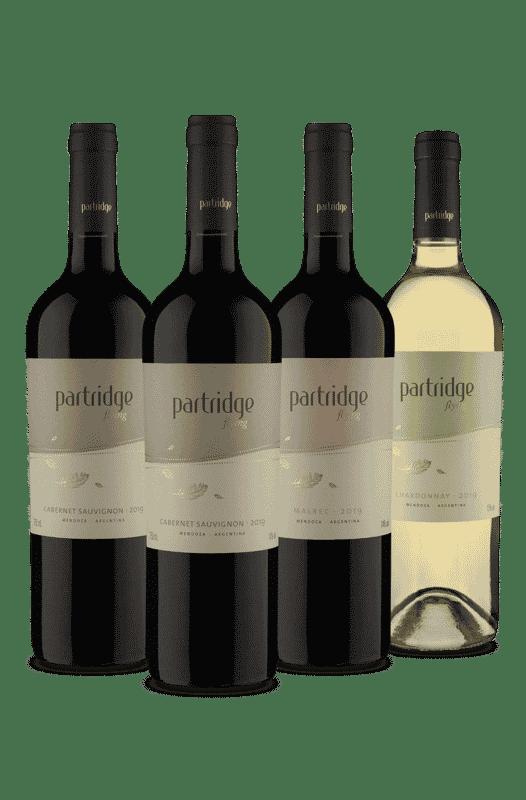 Kit Família Argentina - Só secos (4 Vinhos)