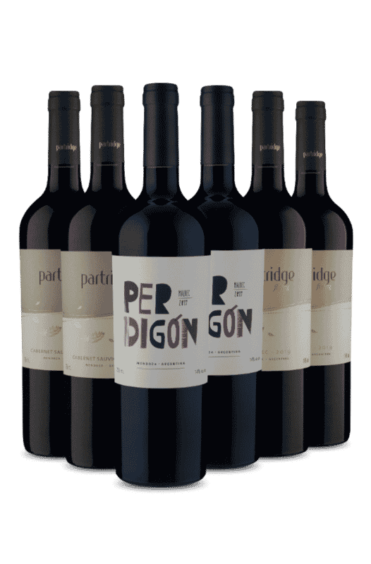 Kit Tintos Argentinos (6 Vinhos)