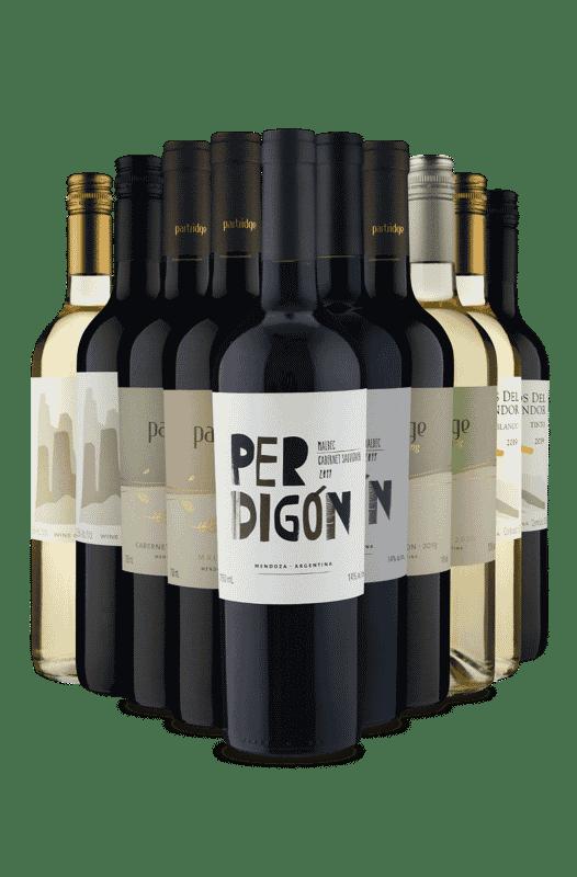 Kit Maravilhas Argentinas (10 Vinhos)