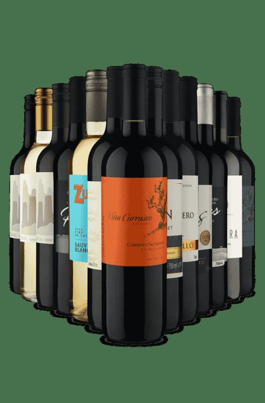 Kit da Sorte - Sexta 13 (13 Vinhos)