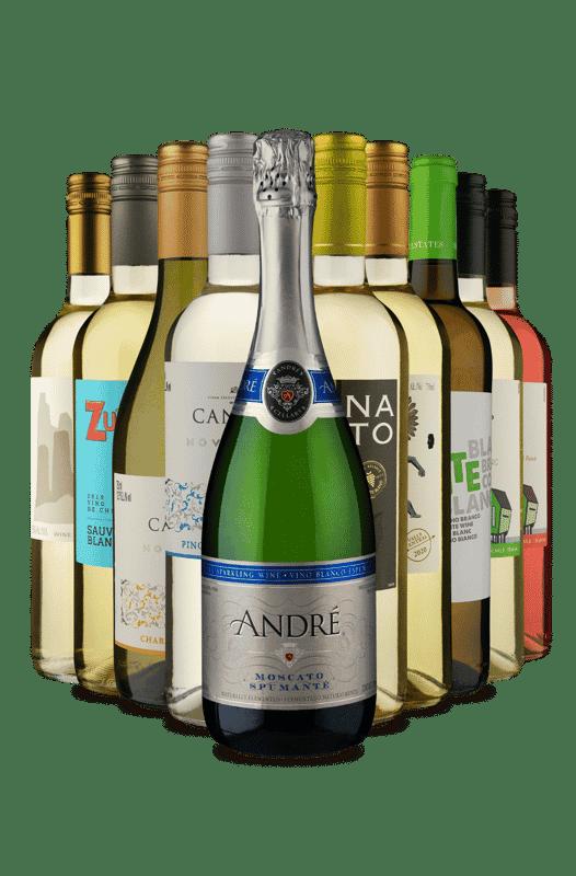 Kit Frescor Vinho Fácil (10 Vinhos)