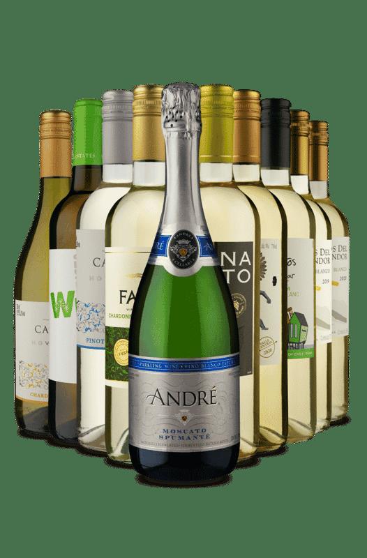 Kit Refrescante Vinho Fácil (10 Vinhos)
