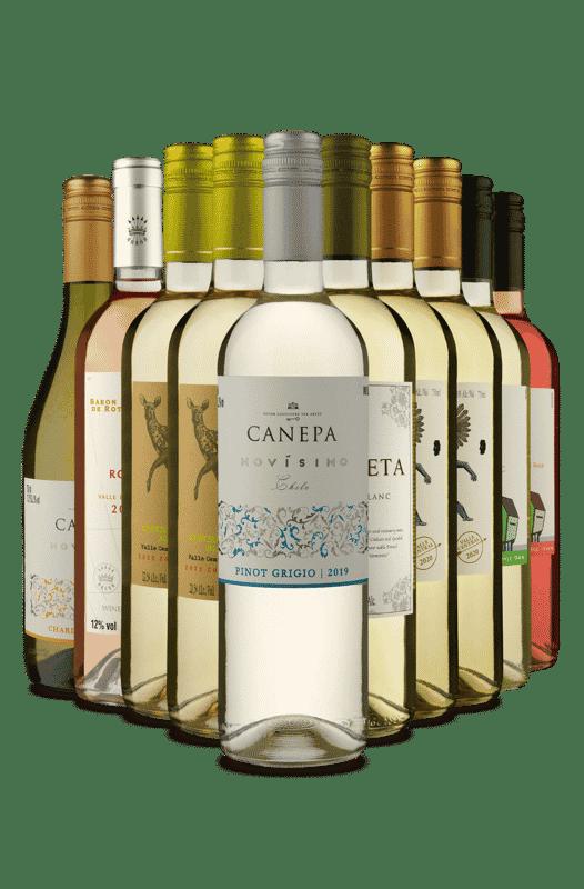Kit Frescor Chileno (10 Vinhos)