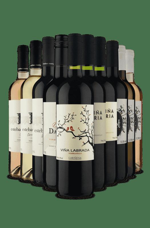 Kit O Melhor da Espanha (10 Vinhos)