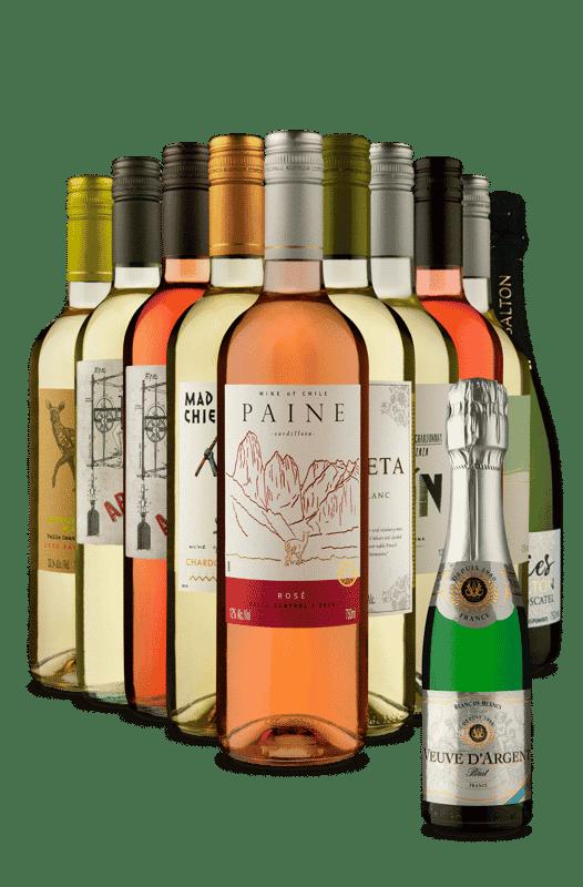 Kit Compre e Ganhe Espumante 200ml (10 Vinhos)