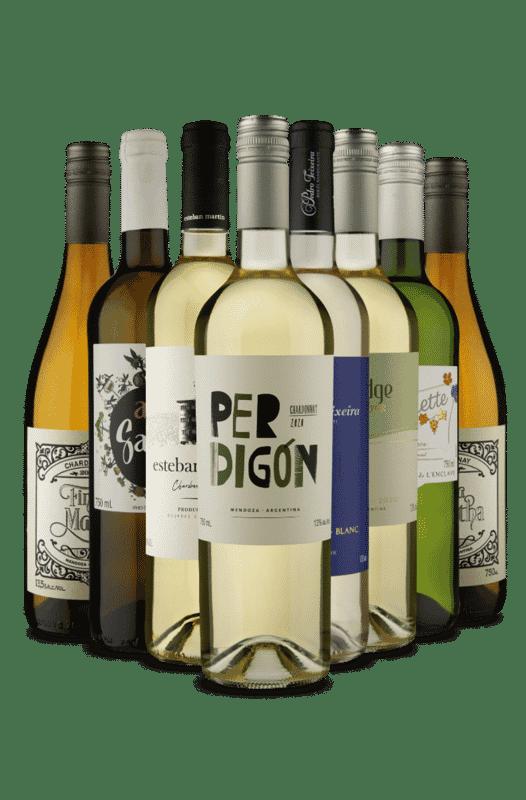 Kit Harmonize com Risoto (8 vinhos)