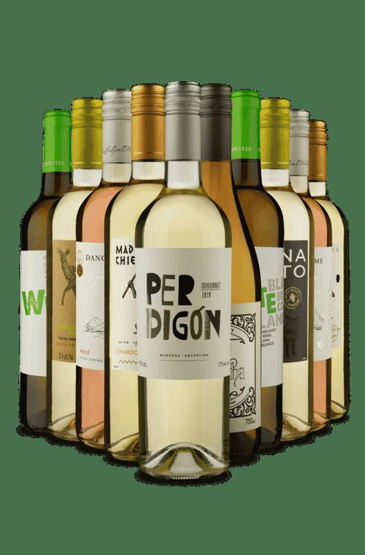 Kit Brinde ao Frescor (10 Vinhos)