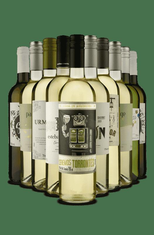Kit Brancos Especiais (10 Vinhos)