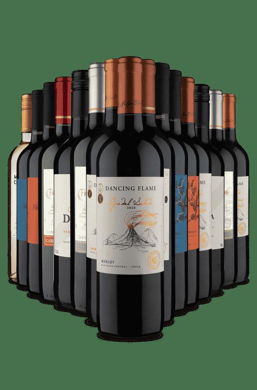 Kit 15 Escolhas (15 Vinhos)