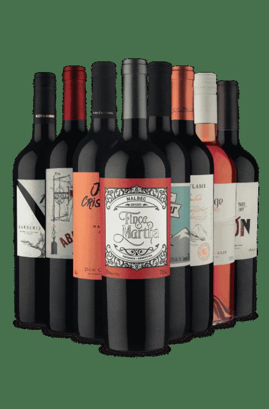 Kit Malbec Especial (8 Vinhos)