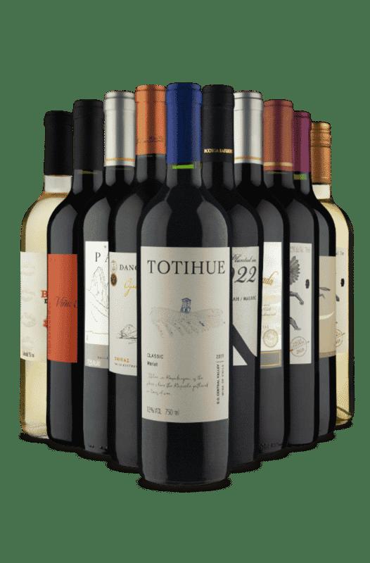Kit Especial de Março (10 Vinhos)