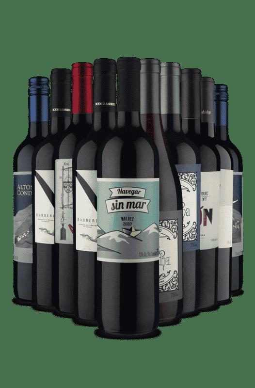 Kit Só Hermanos (10 Vinhos)