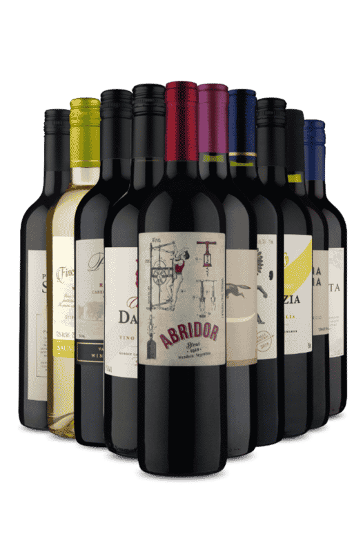 Kit Mãe Hitech (10 Vinhos)
