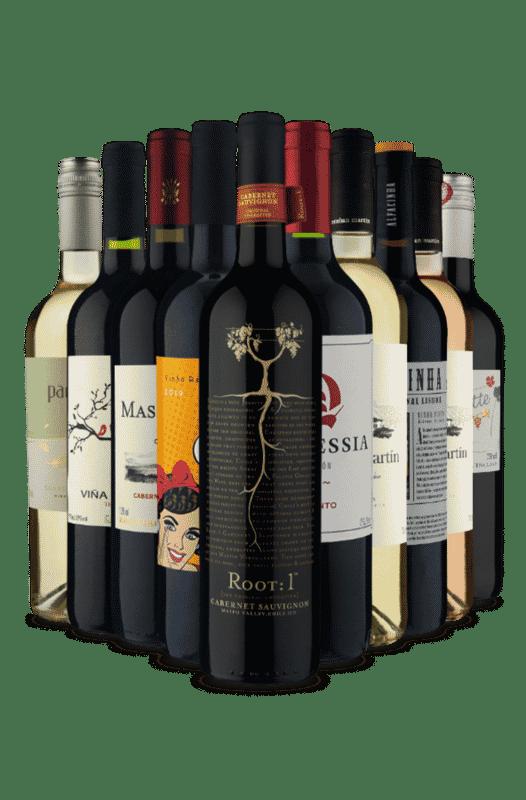 Kit Mãe Chique (10 Vinhos)