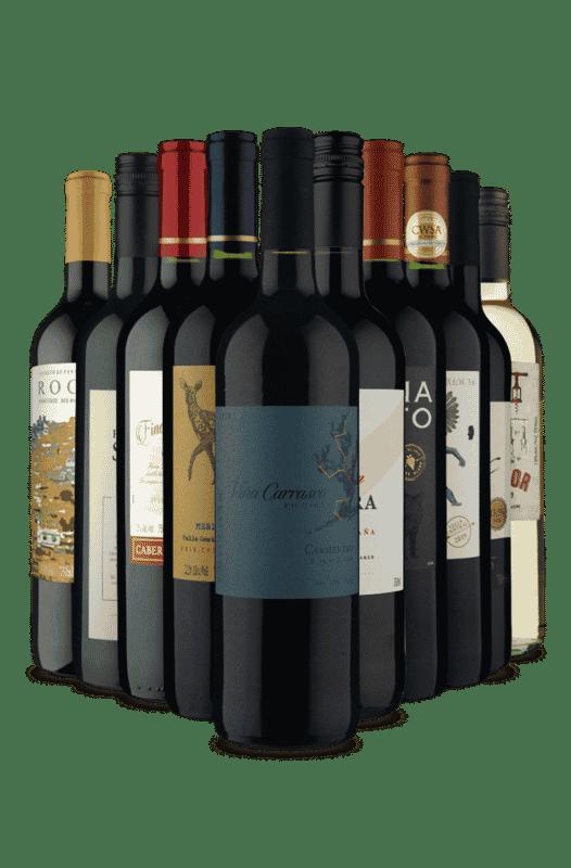 Kit Sua Melhor Escolha (10 Vinhos)