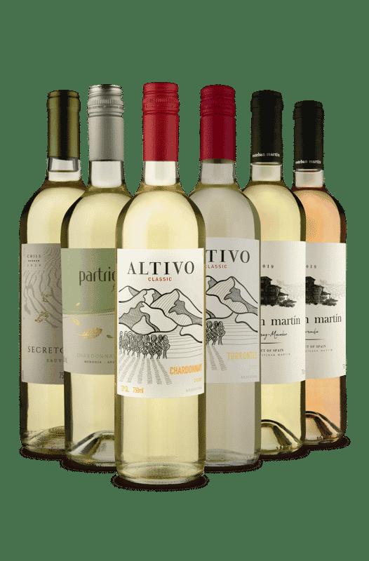 Kit Refrescantes (6 Vinhos)