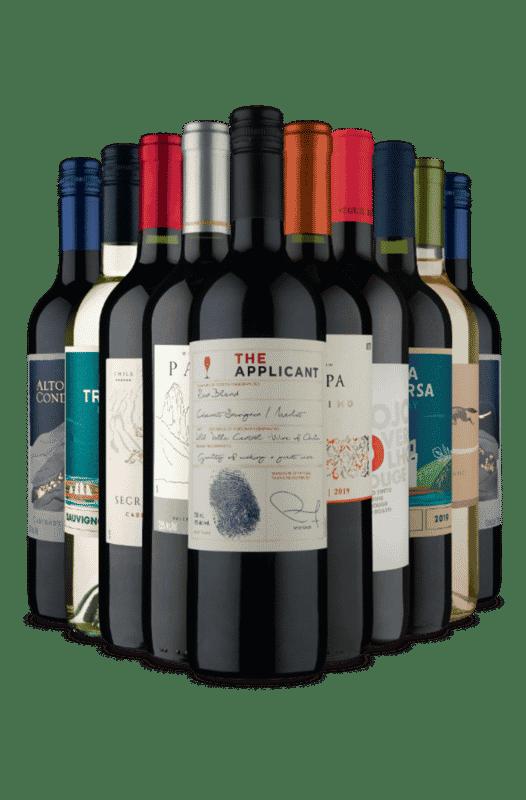 Kit Alma Gemea (10 Vinhos)
