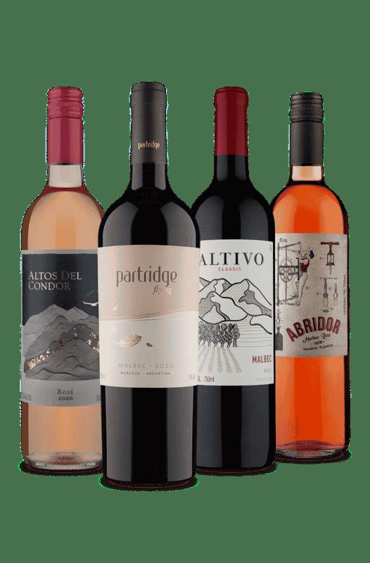 Kit Misturas Argentinas (4 Vinhos)