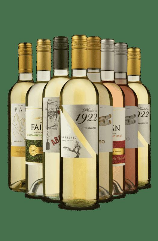 Kit Refrescantes (8 Vinhos)