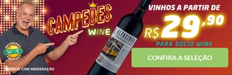 Campeões Wine - Secundario Clube