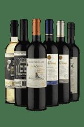 Kit Especial América do Sul (6 Vinhos)