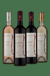 Kit Baron Philippe de Rothschild - 4 Uvas (4 Vinhos)
