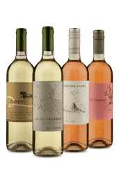 Kit Rosé e Sauvignon Blanc do Chile (4 Vinhos)