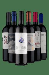 Kit 6 Tops Sexteto Maravilha (6 Vinhos)