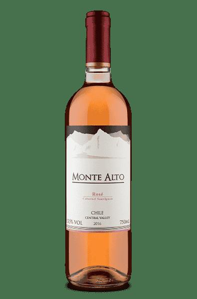 Monte Alto Cabernet Sauvignon Rosé 2016