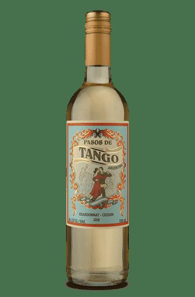 Pasos Del Tango Chardonnay Chenin Blanc 2018