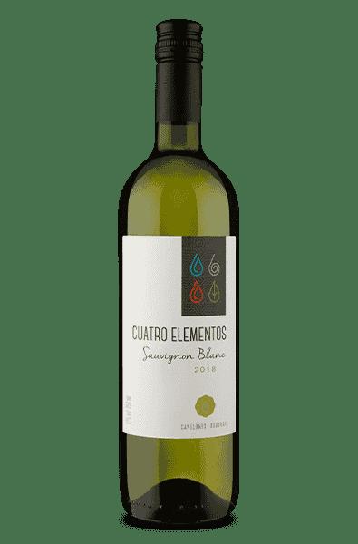 Quatro Elementos Canelones Sauvignon Blanc 2018
