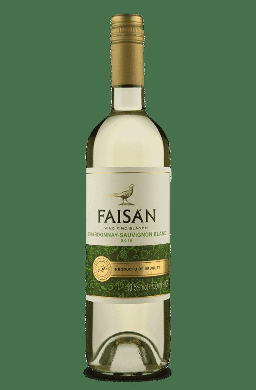 Faisán Chardonnay Sauvignon Blanc 2019