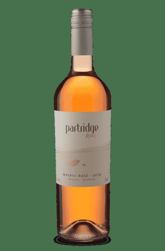 Partridge Flying Malbec Rosé 2019