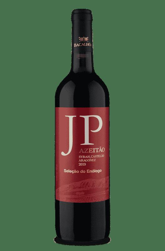JP Azeitão Seleção do Enólogo Tinto 2019