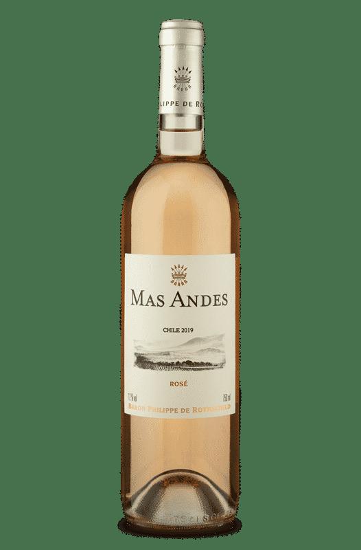 Baron Philippe de Rothschild Mas Andes Syrah Rosé 2019