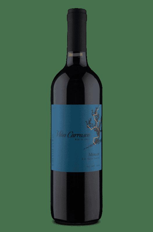 Viña Carrasco D.O. Valle Central Merlot 2020