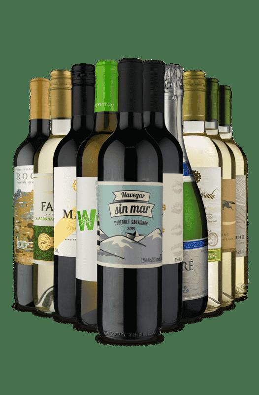 Kit Misturas Vinho Fácil (10 Vinhos)