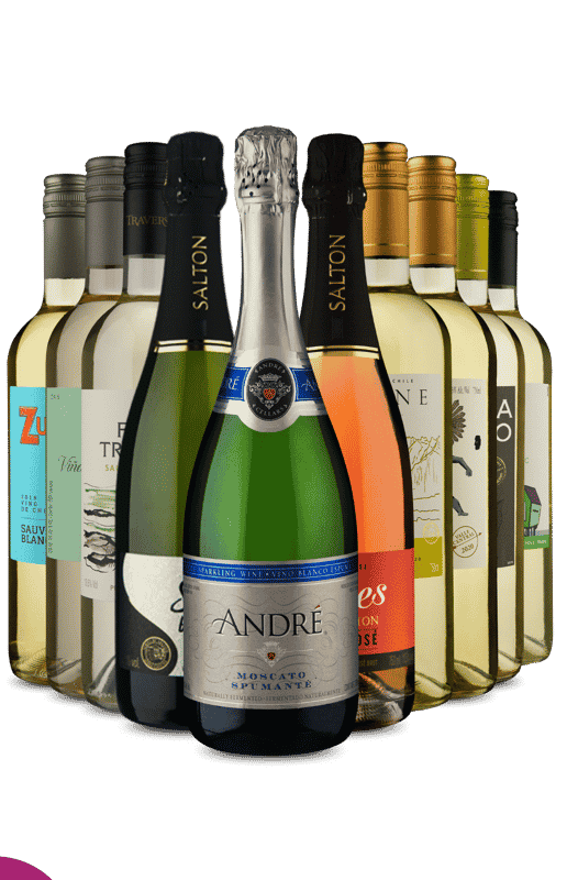 Kit Refrescantes de 4 Países (10 Vinhos)