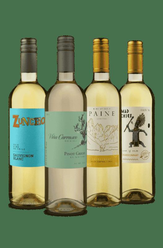 Kit Refrescância do Chile (4 Vinhos)