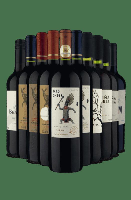Kit Diferentes Sensações (10 Vinhos)