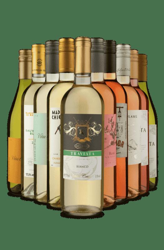 Kit para Refrescar (10 Vinhos)