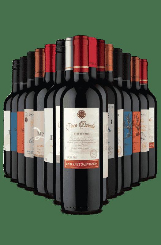 Kit Especial 15 (15 Vinhos)