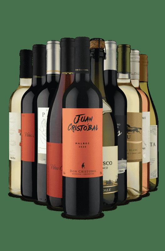 Kit Verão Especial (10 Vinhos)