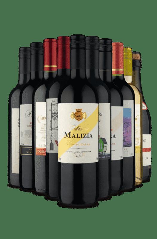 Kit Mãe Sabida (10 Vinhos)