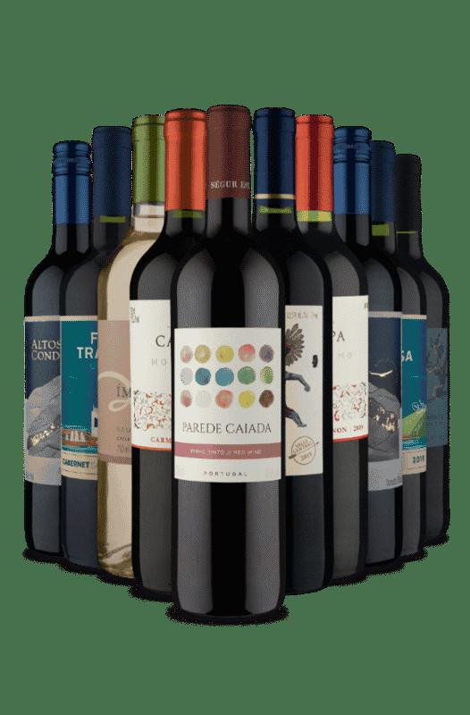 Kit Ofertaço (10 Vinhos)
