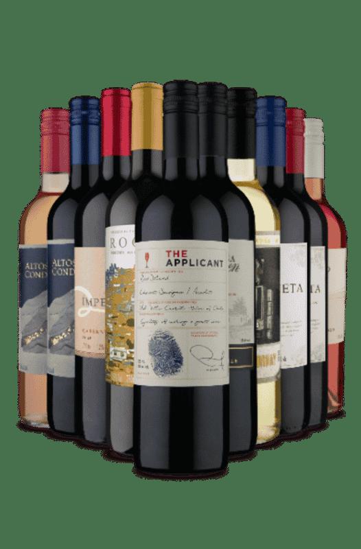 Kit Invernou na Vinho Fácil (10 Vinhos)