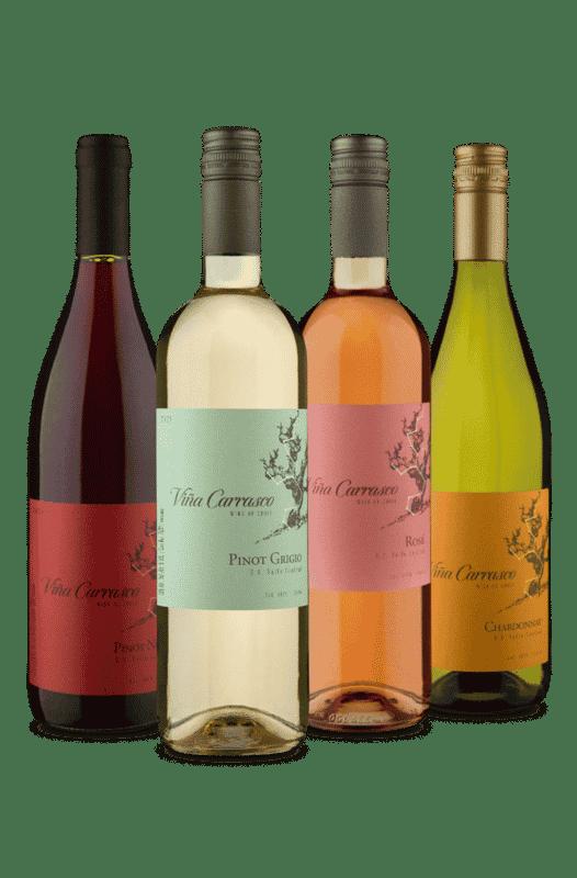 Kit Familia Viña Carrasco (4 Vinhos)