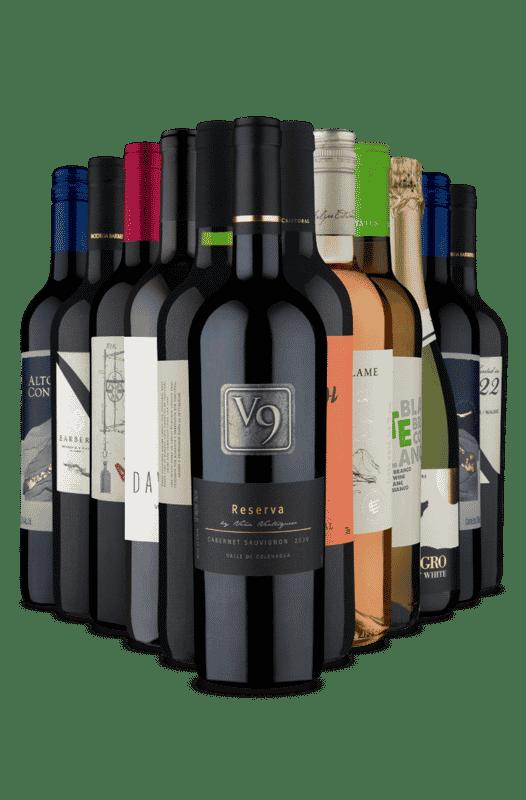 Kit 12 Daqueles (12 Vinhos)