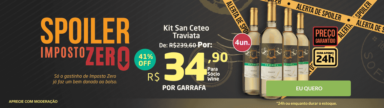 2º - Spoiler IZ-21 San Ceteo Traviata - Clube